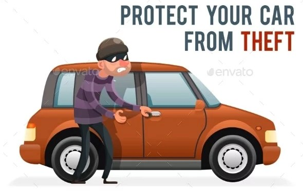 PROTECT YOUR VEHICLE FROM THIEVES