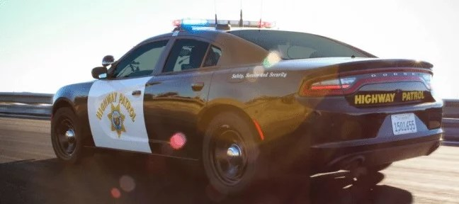 CHP WILL BE ON MAXIMUM ENFORCEMENT THIS HOLIDAY WEEKEND