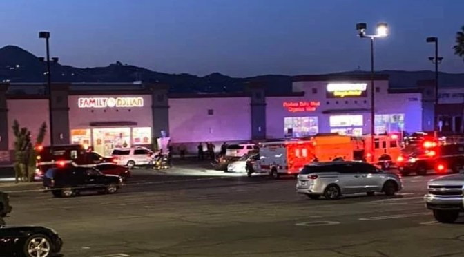 HOMICIDE DIVISION CALLED AFTER DEPUTY-INVOLVED SHOOTING IN YUCCA VALLEY