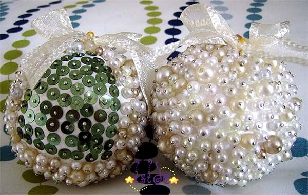 Decorazione natalizia…facile facile! - Simple Christmas ornament (1/3)
