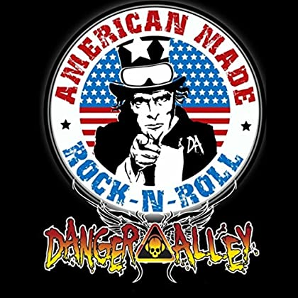 DANGER ALLEY American Made