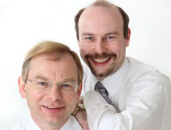 Robert Zarywacz and Simon Zarywacz