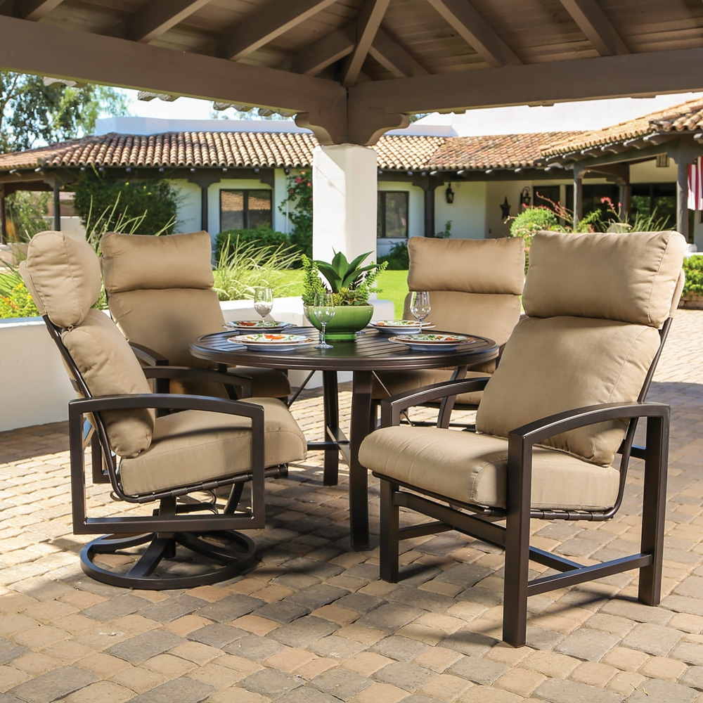 tropitone lakeside patio furniture