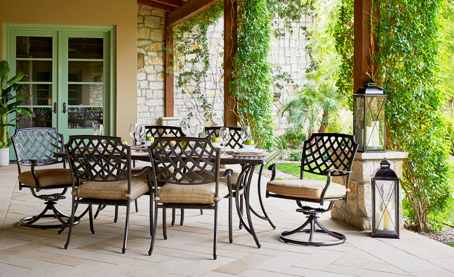 heritage collection today s patio
