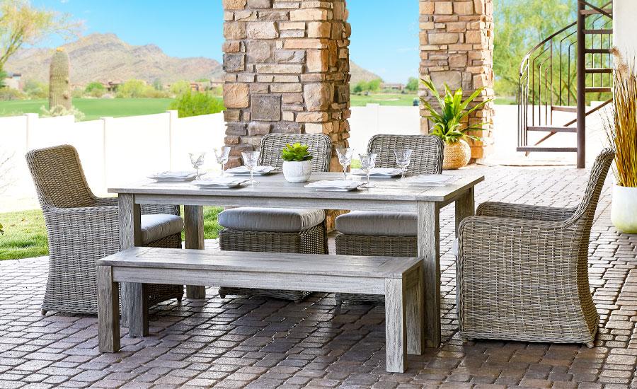 teak patio furniture care today s patio