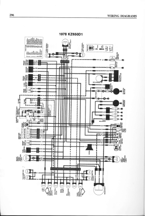 78 Kz650 Wiring Diagram | Wiring Library