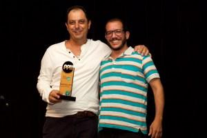 Zamus - Prêmio Profissionais da Música 2016 - Music Pro Awards 2016