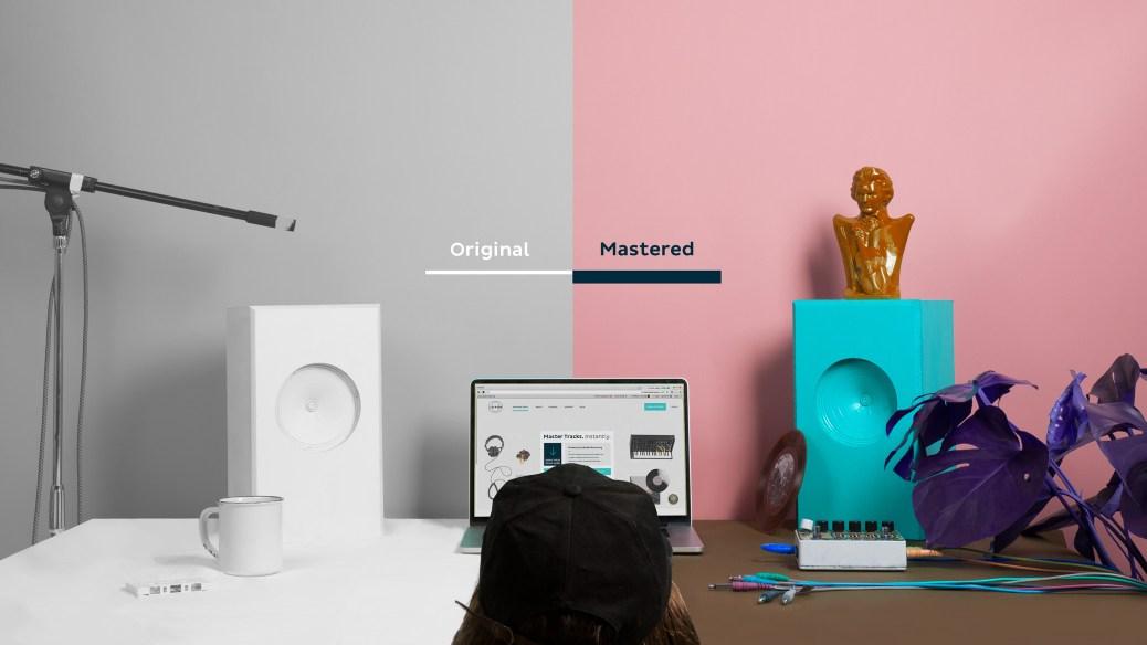Masterização de Áudio Online e Acessível
