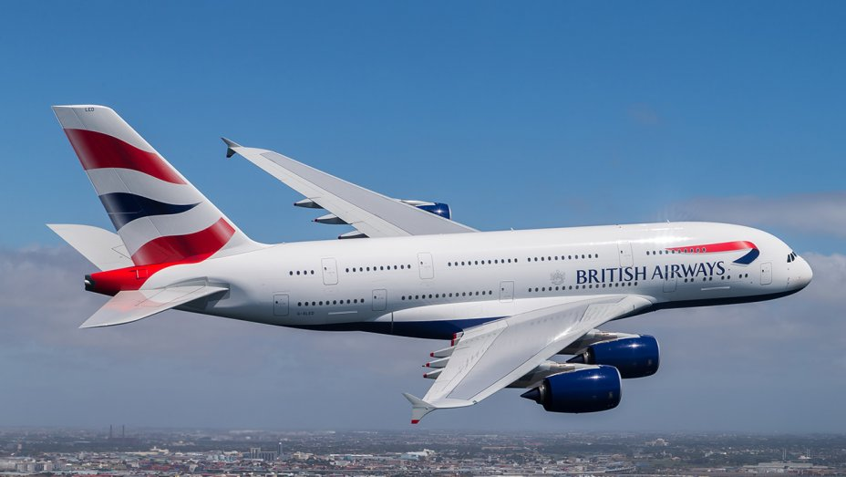 British Airways estrena frecuencia