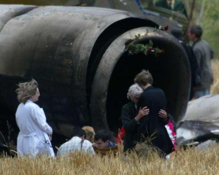 15 лет со дня столкновения самолетов над Боденским озером (11 фото)