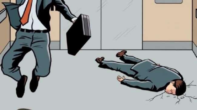Единственный реальный способ выжить в падающем лифте