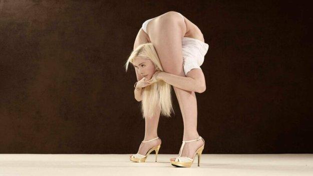 У девочек явно талант к позированию!(14 фото + 3 гиф)