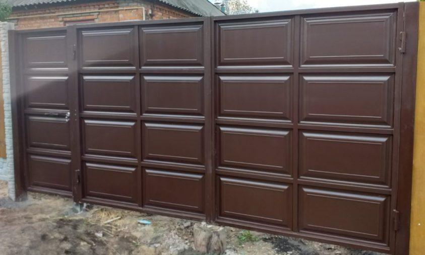 ворота шоколадка Харьков