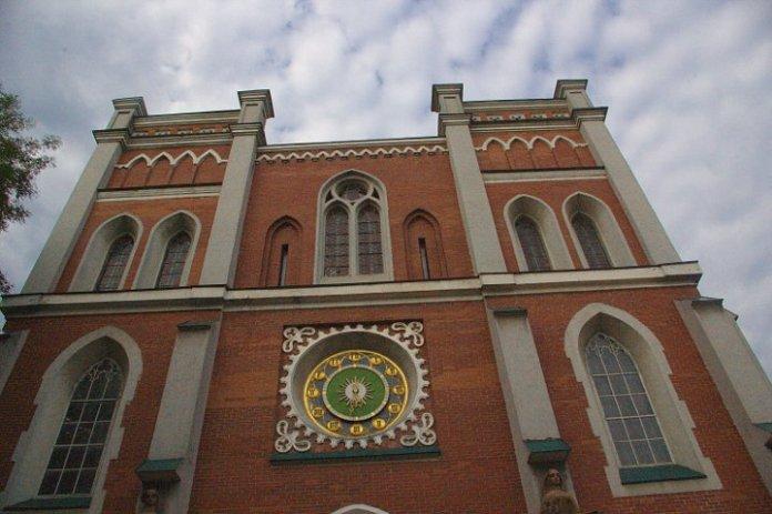 Картинки по запросу костел святого антонія рівне