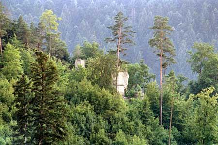 zamek wehrstein