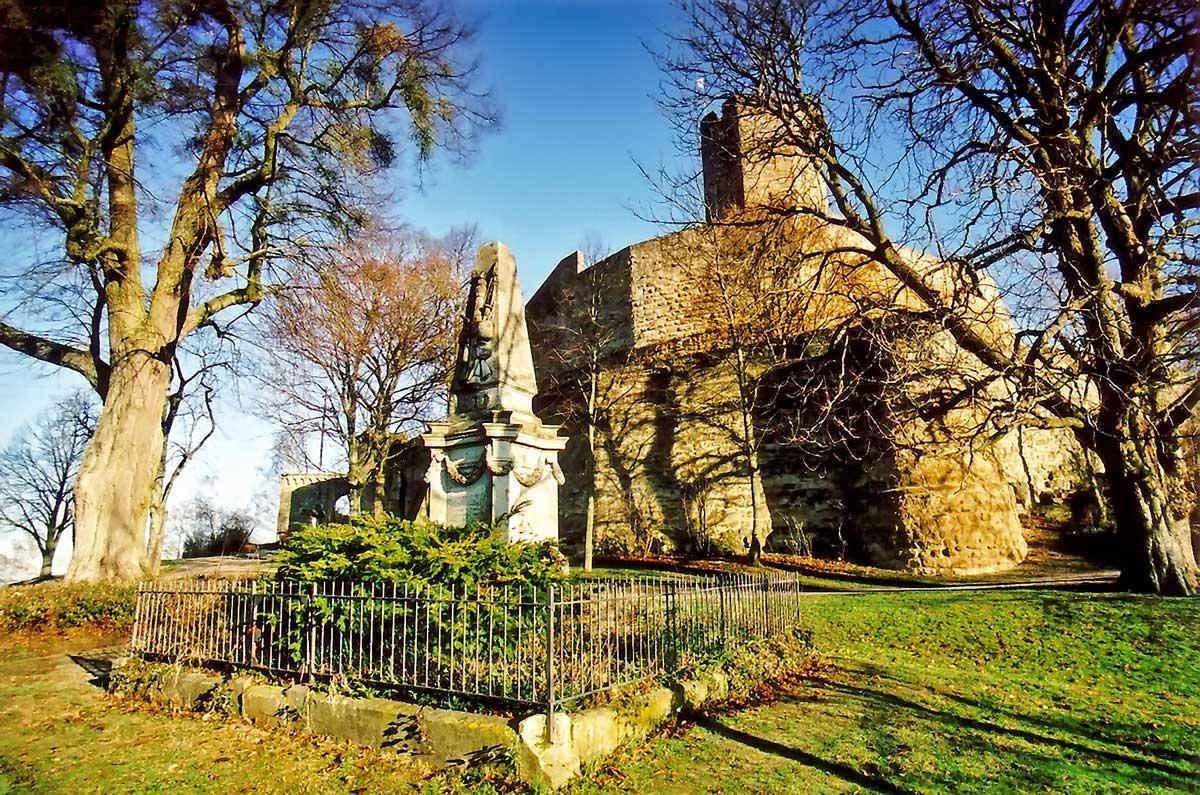 Zamek Steinsberg