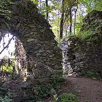 zamek uprode