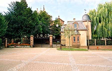 Zamek Froeschwiller