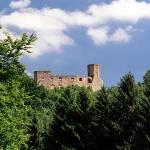 Zamek Gräfenstein