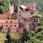 Zamek Spangenberg