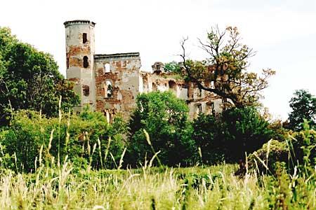 Zamek w Urazie