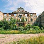 Zamek w Czerninie Górnej
