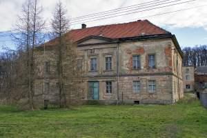 Pałac w Dankowicach