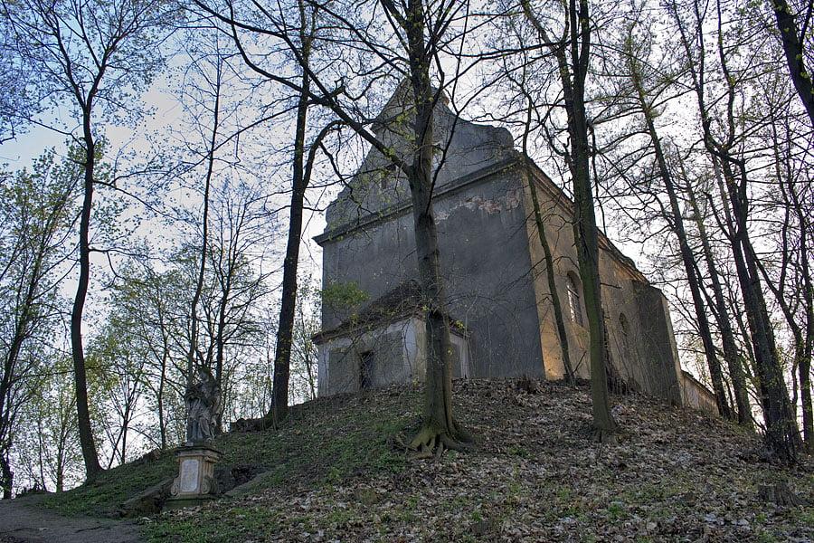 Kaplica na Górze Świętej Anny