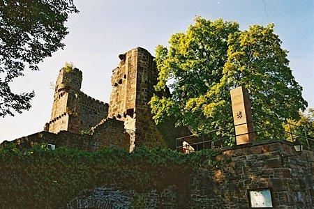 Zamek Dilsberg
