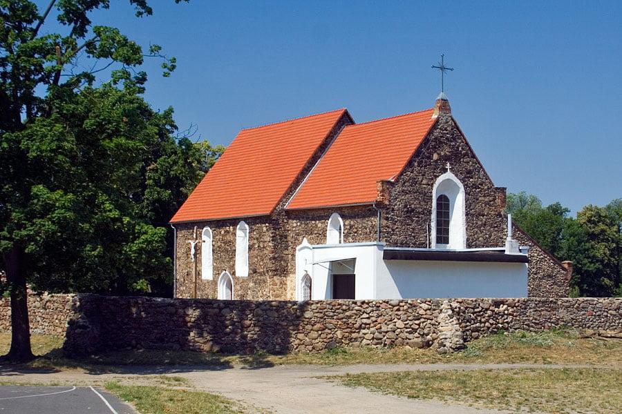 Kościół w Mirocinie Dolnym