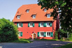 Pałac Schloss Rüppurr