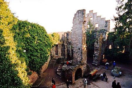 Zamek Zavelstein