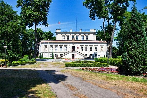 Pałac w Włoszakowicach