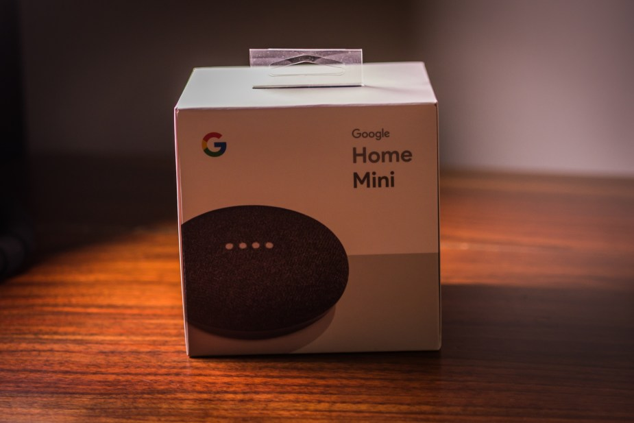 Google Home Mini (9 of 17)