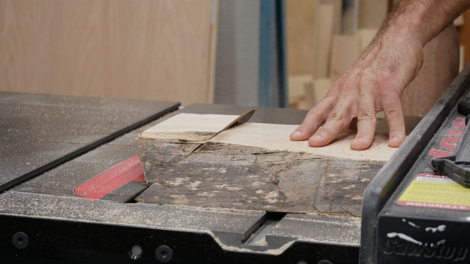Table Saw Cuts (1 of 1)