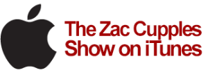 Zac Cupples iTunes