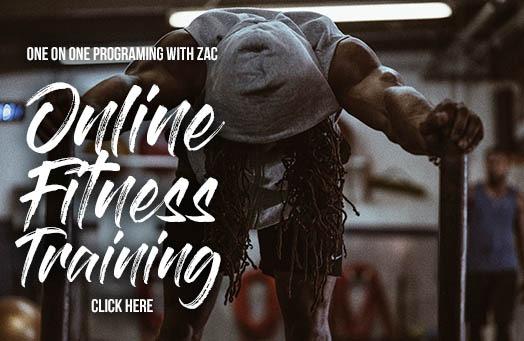 Online Training with Zac