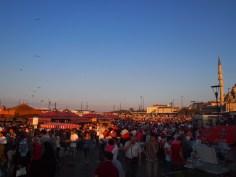 Crowded Eminönü