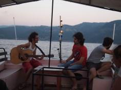Being serenaded in Turkish