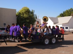 Zach and the MHS Band