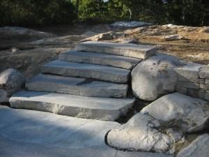 landscape walkway
