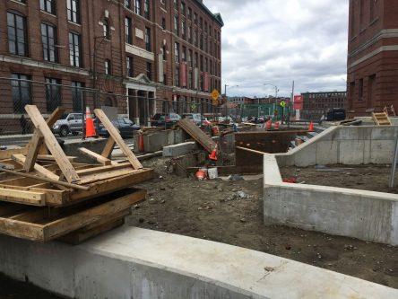 Job Site Construction