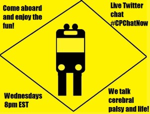 CPChatNow happens every Wednesday on Twitter at 8pm EST.