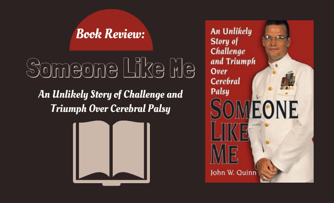Book Review for Someone Like Me by John W. Quinn