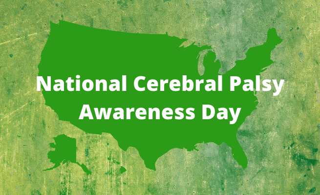 National Cerebral Palsy Awareness Day