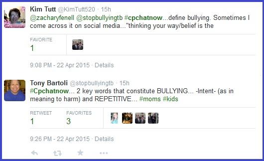 Define bullying