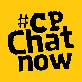 CPChatNow, a live cerebral palsy Twitter chat Wednesdays 8pm ET