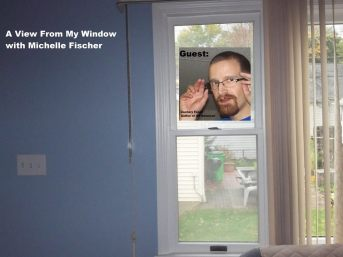 Revisit my appearance on Michelle Fischer's A View From My Window podcast.