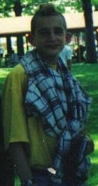 Zachary Fenell when in 7th grade.