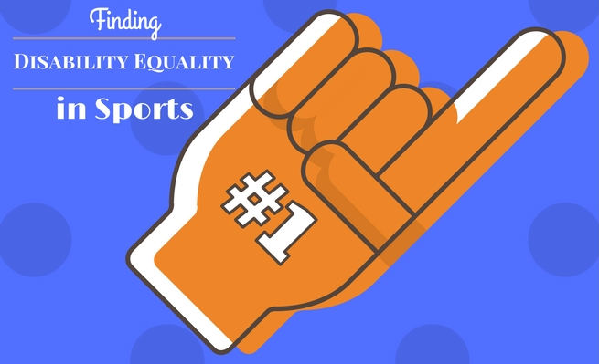 Finding Disability Equality in Sports